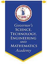 a photo of the stem banner